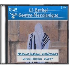 Moshe et Yeshoua, deux libérateurs