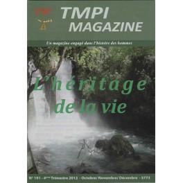 TMPI Magazine 191 - L'heritage de la vie