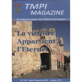 TMPI Magazine 193 - La victoire appartient à l'Eternel