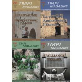 Abonnement TMPI Magazine 2014
